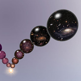 """Big Bang or the Big Bounce?"" -- New Science Points to a Continuum 