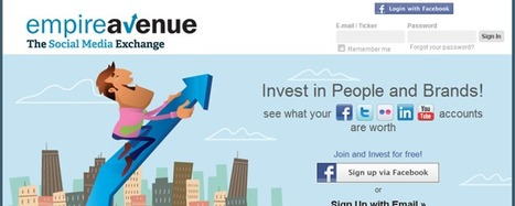 8 users tell me what they think about Empire Avenue « Fierce Living | Social Media en Internetmarketing | Scoop.it