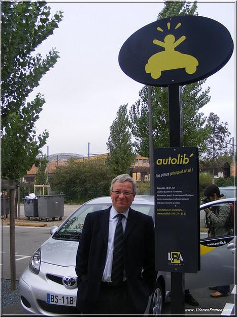 François Gindre, directeur de LPA | Photos de LYonenFrance | LYFtv - Lyon | Scoop.it
