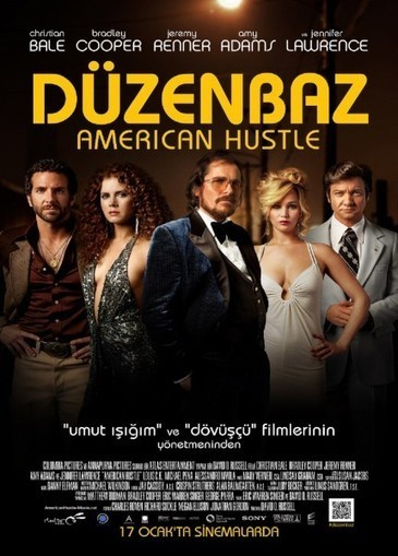 Düzenbaz - American Hustle - Online Film İzle   Online Filmler   Scoop.it
