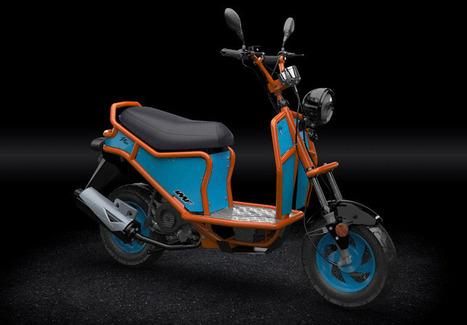 Personnalisez votre scooter IMF Ptio en ligne - Scooter System | NEWS actus Motorisés | Scoop.it