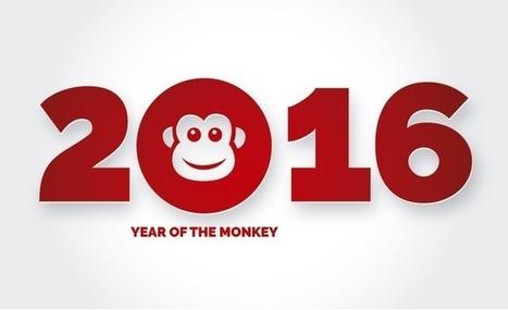 Bonne année du singe - Nouvelles | Maxthon | Scoop.it