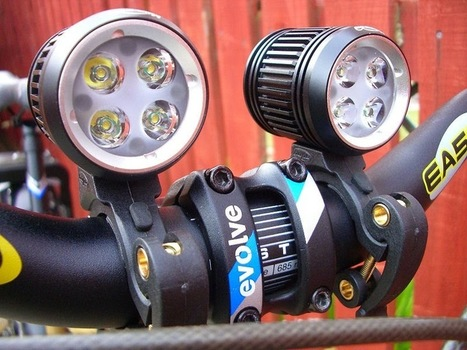 Magicshine Mj-872: Rechargeable LED Front Bike Lights with an Output of 1600 Lumens | Bike Lights Uk | Scoop.it