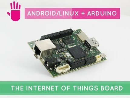#UDOO   #Neo  reaches the goal in 80 minutes! #android   #arduino   #linux  … | Raspberry Pi | Scoop.it