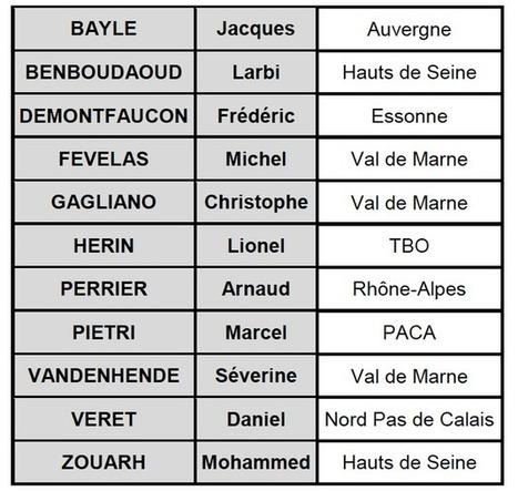 Les nouveaux haut-gradés français | #JUDO - #JUJITSU - #TAÏSO | Scoop.it
