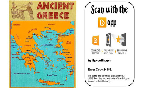 Diary of a Techie Chick: Bringing Ancient Greece to Life via Augmented Reality .... | RED.ED.TIC | Scoop.it