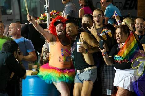 Las Vegas Pride 2015 Weekend Events Guide | Canary Gay Voices | Scoop.it