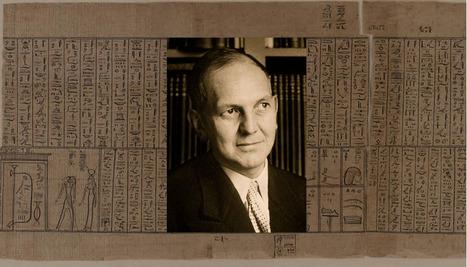 Jacques Vandier, de la vallée du Nil au Louvre   Égypt-actus   Scoop.it