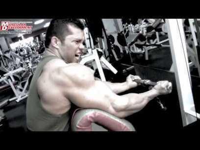 Marco Cardona (Rutina de Bicep 1) | Muscular Development Latino | Scoop.it