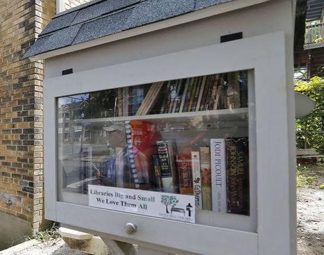 Little libraries spread big ideas - Richmond Times Dispatch | Library Watch | Scoop.it
