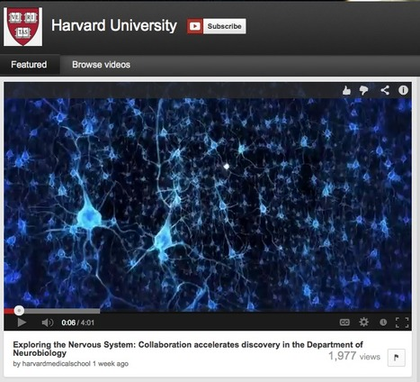 Harvard University - academic lectures online | Internet 2013 | Scoop.it