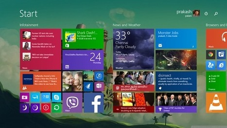 Fix: Windows 8 and Windows 8.1 live tile not working | Mixedmisc | Latest technology news, Tips and tricks | Scoop.it