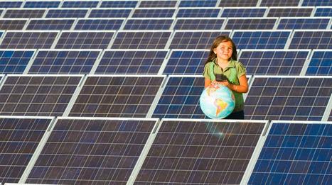 Photovoltaïque : prévision d'un boom en 2014 | Shangrila | Scoop.it
