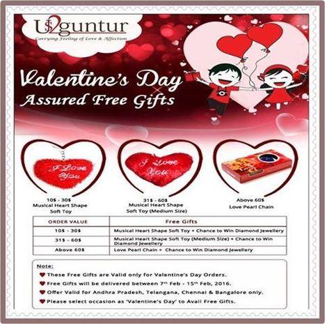 Get Assured FreeGifts this ValentineDay | Us2guntur | Scoop.it