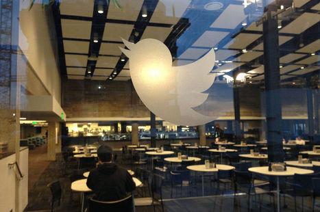 Twitter bat de l'aile... près du nid Google | Digital News in France | Scoop.it