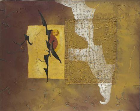 Richard Texier, démiurge de L'Alchimie du désir : Muses et Atlas des sciences | caravan - rencontre (au delà) des cultures -  les traversées | Scoop.it