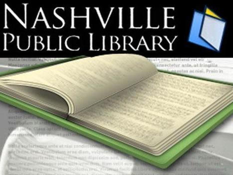 New director named for Nashville Public Library   Tennessee Libraries   Scoop.it