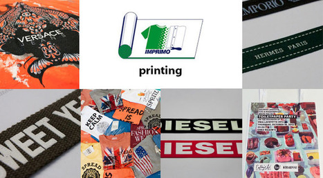 Imprimo, printing services for clothing | ItalianDirectory | Digital publishing and printing | Scoop.it