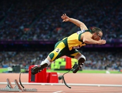"Primeiro bicamputado nas Olimpíadas, ""Blade Runner"" Pistorius é eliminado na semi dos 400 m | esportes | Scoop.it"