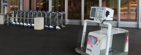 Léo, le robot bagagiste en première mondiale à Genève | Une nouvelle civilisation de Robots | Scoop.it