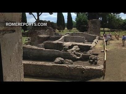Espectacular área arqueológica del siglo II abre sus puertas a las afueras de Roma | Mundo Clásico | Scoop.it