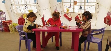 Au Liban, le français est un passage obligé pour les enfants syriens - Slate.fr | Bilinguisme précoce | Scoop.it