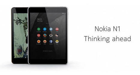 The Nokia N1: the smart future is here | Stock News Desk | Scoop.it