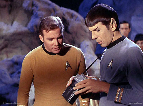 Mr. Spock's Smartphone: A spectrometer for your keychain | ZDNet | iOS in Education | Scoop.it