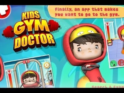 Kids Gym Doctor - Kids Game - Android Apps on Google Play | Laura Kelly | Scoop.it