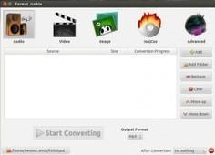 Format Junkie : le couteau suisse de la conversion sur Ubuntu | le manchot rôti | Scoop.it