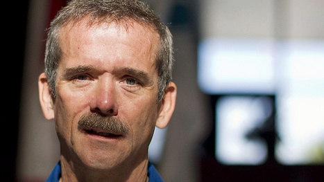 Chris Hadfield ready for 'surreal' space station odyssey - Technology & Science - CBC News | Justinsinterests | Scoop.it