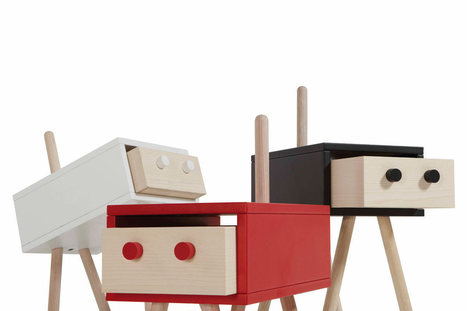 Neotoi Family: Furniture With Personality - Design Milk | Funky Fabulous Furniture | Scoop.it