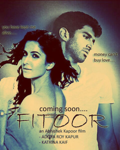 Fitoor Movie Official Poster Released Upcoming Film of katrina Kaif | Fashion | Scoop.it