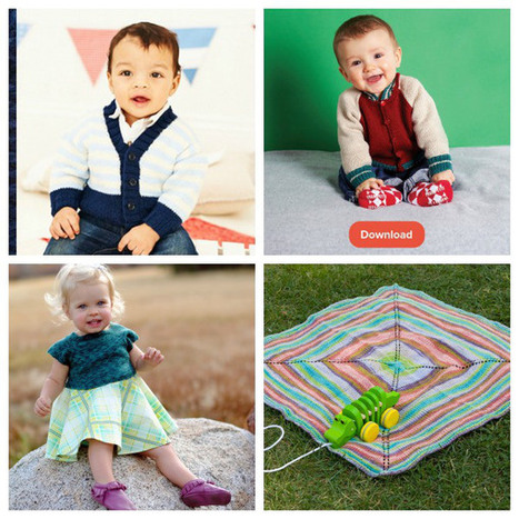 Knit Cuties for the Little Ones on Your List   Fiber Arts   Scoop.it