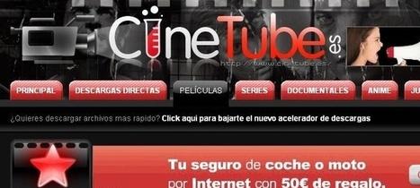 Cinetube queda declarada legal   Recull diari   Scoop.it