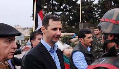 'Assad is facing assassination no matter what happens' – Noam Chomsky #Syria #UE #France #UK #US #Qatar #Saudi #FSA | Saif al Islam | Scoop.it