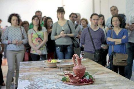 Banquete en las ruinas de Itálica | LVDVS CHIRONIS 3.0 | Scoop.it