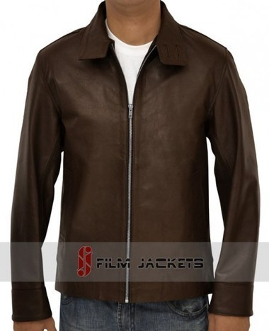 X Men First Class Jacket | Brown Magneto Leather Jacket | House of outfits | Scoop.it
