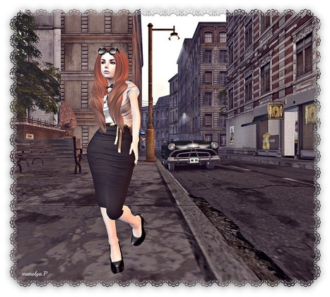 My Sweet L☂fe ...: 333. PULL [NEW @ The Feeling Event] | Second Life Fashion | Scoop.it