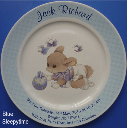 Baby Plates - Ceramiccards | Business Phone Systems | Scoop.it