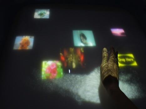 REGARDS SUR LE NUMERIQUE | Transformer l'eau en écran tactile | Du numérique dans et pour la culture | Scoop.it