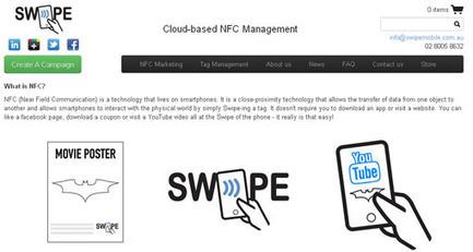 Programmer son smartphone avec des badges NFC | Omni Channel retailing | Scoop.it