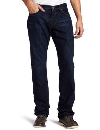 @@@  ATA51933A 7 For All Mankind Mens Standard Classic Straight Leg Jean in Swedish Blue, Swedish Blue, 40 7 For All Mankind Swedish Blue | levi's jeans for men on sale | Scoop.it