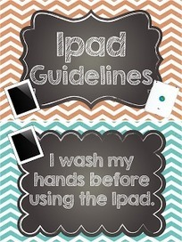 Simple iPad Usage Guidelines For The Classroom - Edudemic | Create, Innovate & Evaluate in Higher Education | Scoop.it