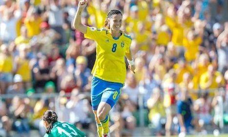 La Suède en demi-finales - LE MATiN | La Suède à la Une | Scoop.it