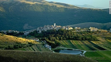 Rescuing ancient villages: Italy's hamlet hotels - CNN Travel | I Love Traveling | Scoop.it