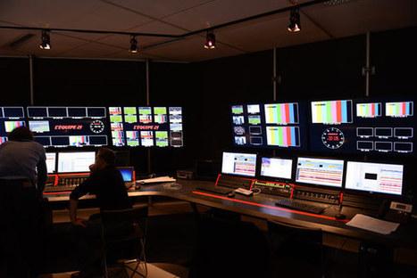 Dans les coulisses de L'Équipe 21, la nouvelle chaîne sportive gratuite | Tout le web | Scoop.it