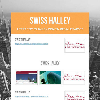 Swiss Halley | Chromium | Scoop.it