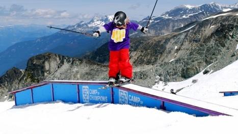 Vidéo : Aspen Spora, 11 ans, le phénomène US du ski freestyle - Direct 8 Sport | Actualité des vacances | Scoop.it