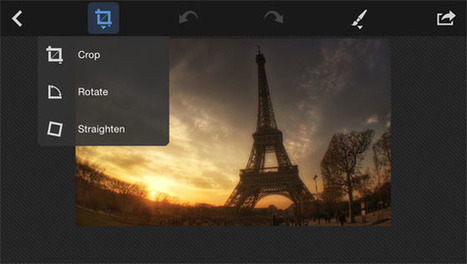 How To Enhance Your iPhone Photos In PhotoToaster App | TechieOasis | Scoop.it